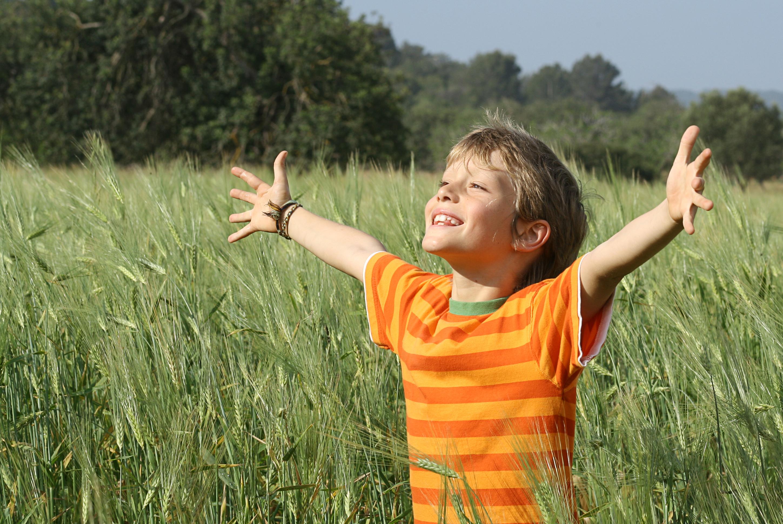 Teaching children gratitude - Hummingbird
